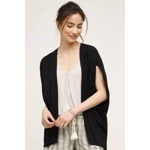 Anthropologie Elevenses Limn Jacket Kimono